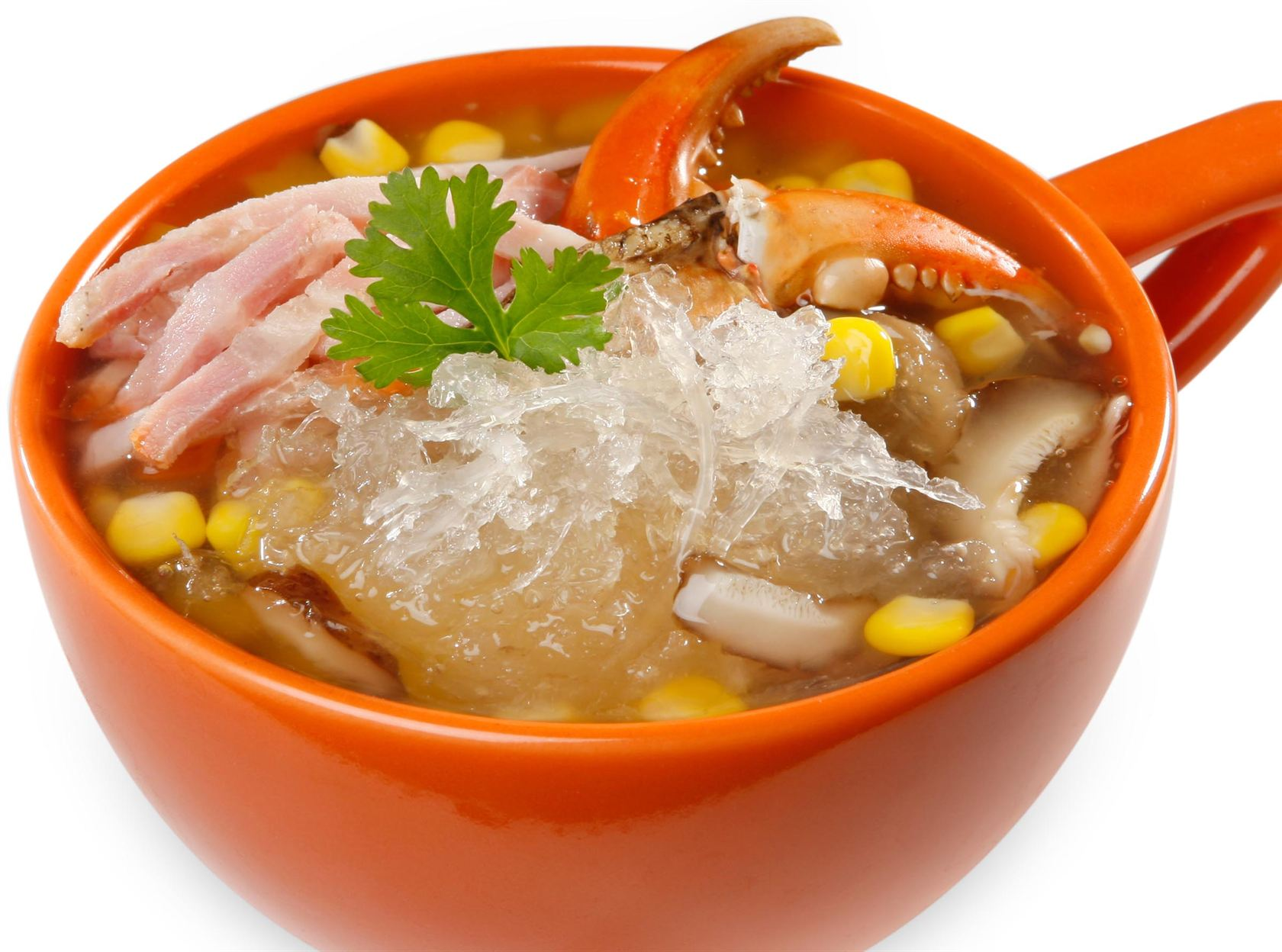 Cách dùng soup yến càng cua cho xương chắc khỏe - yenkhanhhoa.net.vn